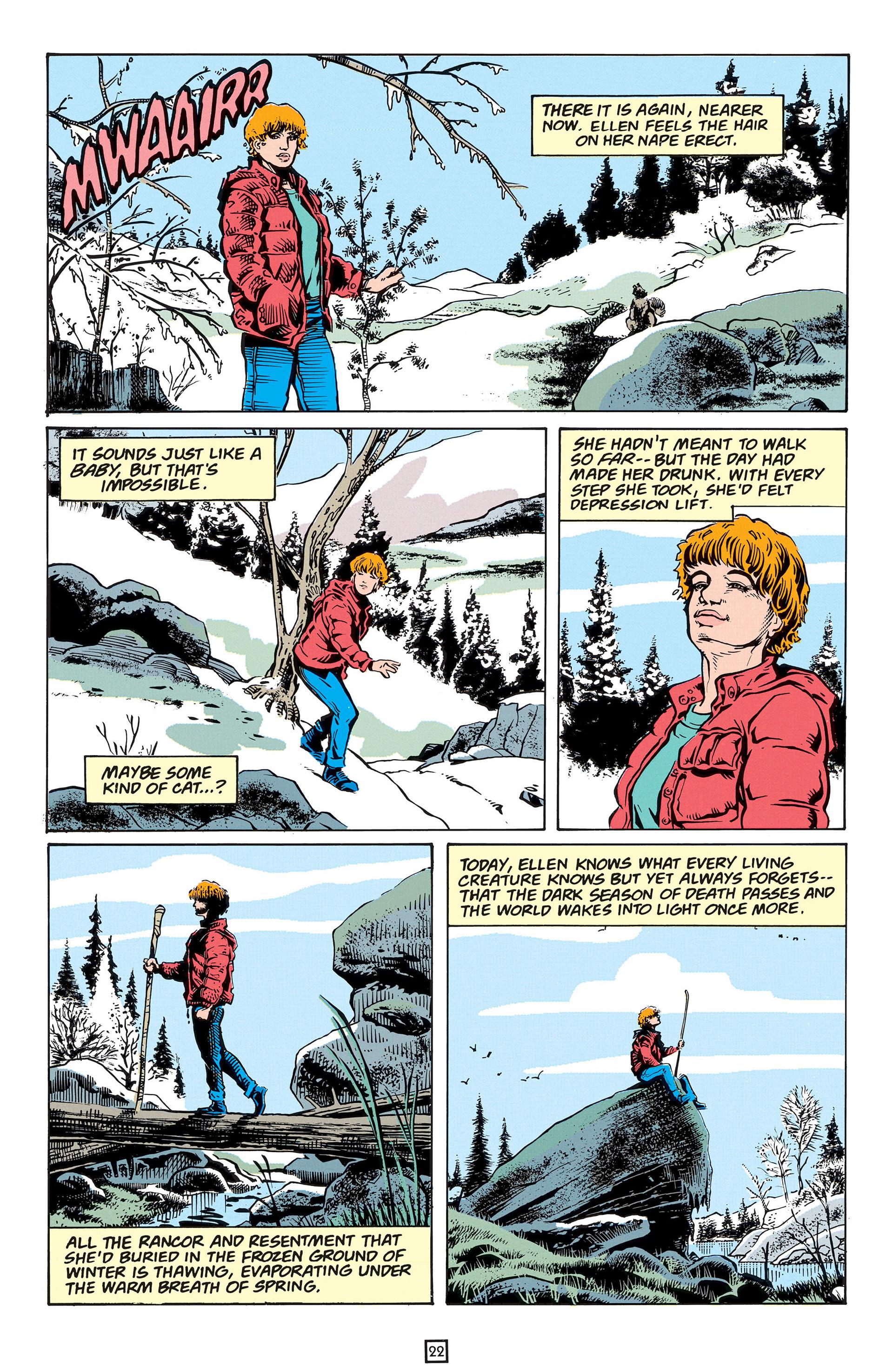 Read online Animal Man (1988) comic -  Issue #56 - 48
