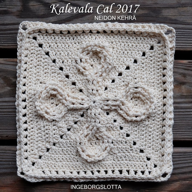 Kalevala Cal - Maiden´s Spindle