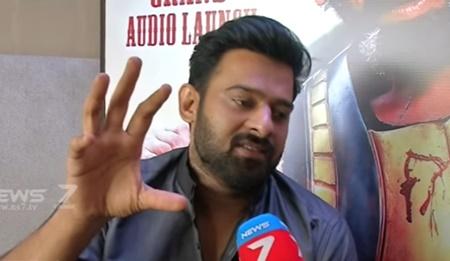 Baahubali 2 will not fail audiences expectations : Prabhas