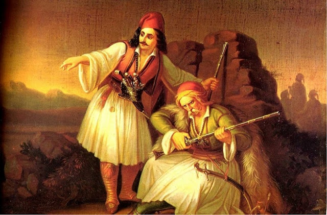1821: Η ερωτική ζωή των αγωνιστών