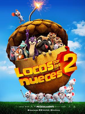 Locos por las nueces 2 en Español Latino