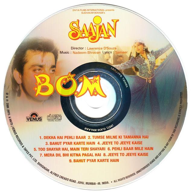 Download Saajan [1991-MP3-VBR-320Kbps] Review