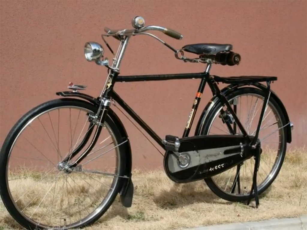 Restauramos su bicicleta