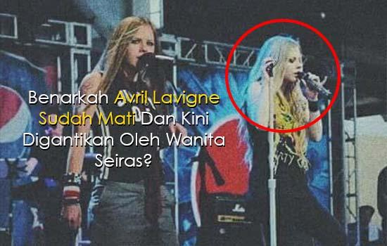 Kisah Sebenar Teori Konspirasi Kematian Avril Lavigne