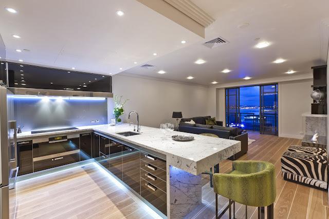 nhà bếp đẹp - mẫu số 2
