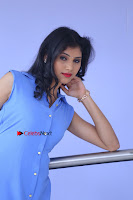 Telugu Actress Mounika UHD Stills in Blue Short Dress at Tik Tak Telugu Movie Audio Launch .COM 0102.JPG