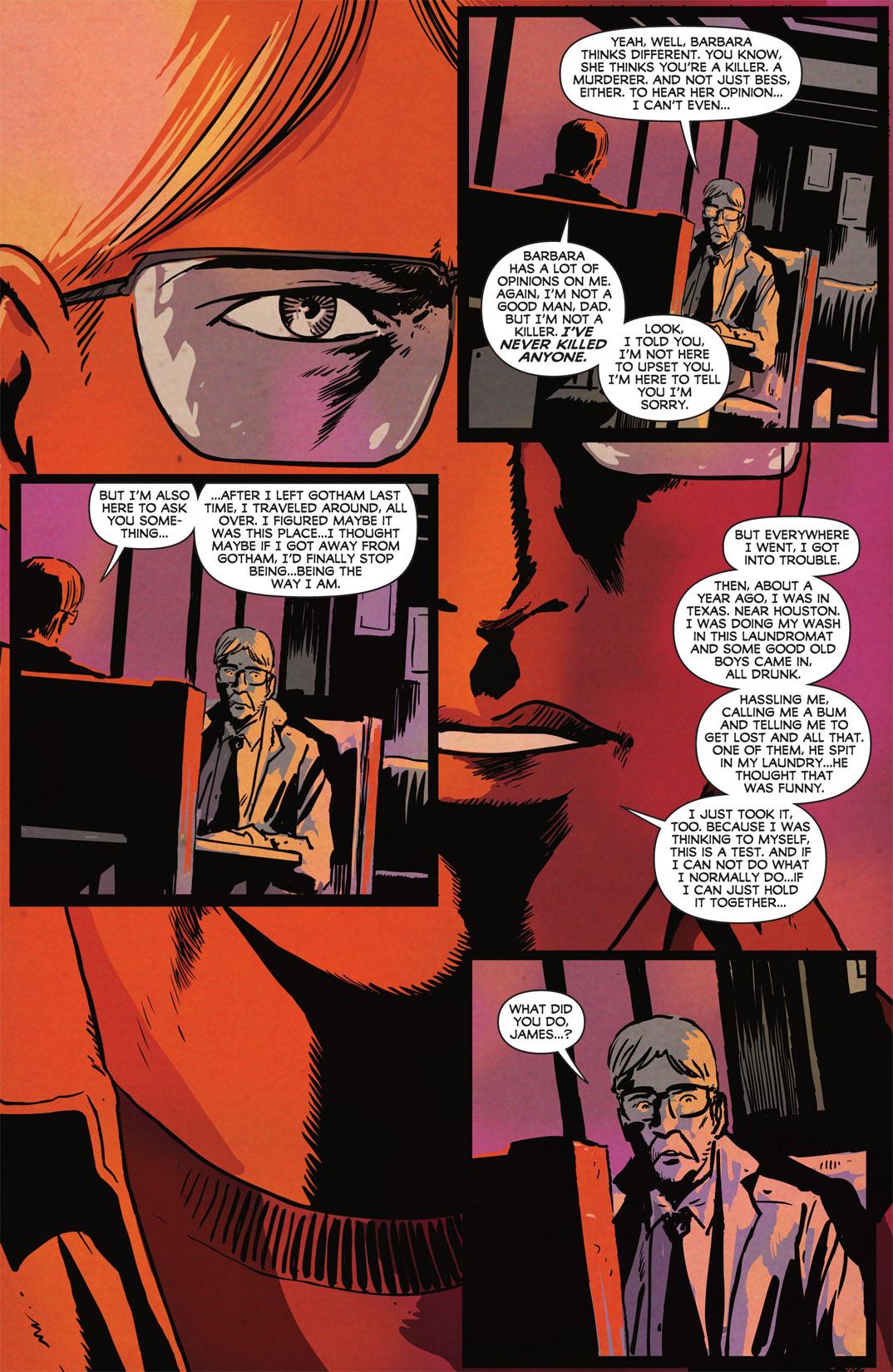Detective Comics (1937) 874 Page 5