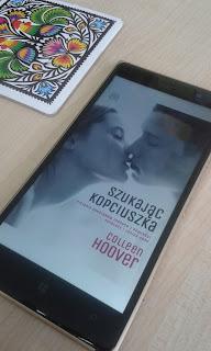 """Szukając kopciuszka"" Colleen Hoover"