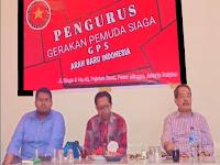 Kelompok Diskusi Gerakan Pemuda Siaga Dengan Resmi Di Launching