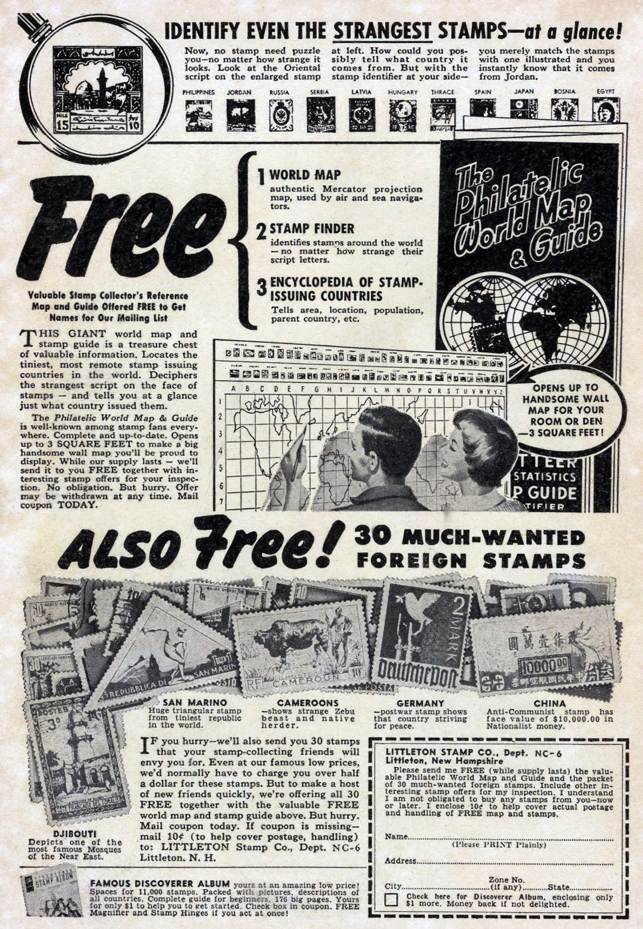Read online Detective Comics (1937) comic -  Issue #244 - 2