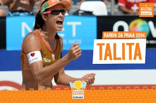 Talita - Rainha da Praia 2014