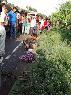 accident-one-killed-rajnagar-madhubani