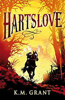 Hartslove by KM Grant