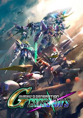 Videojuegos: Nuevo contenido adicional llega al SD Gundam G Generation Cross Rays