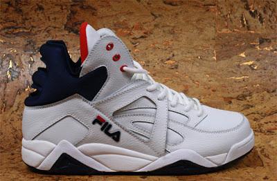 """photos officielles c974f 9a72c L'actu des Sneakers: Fila """"The Cage"""""""