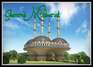 have a blessed jumma