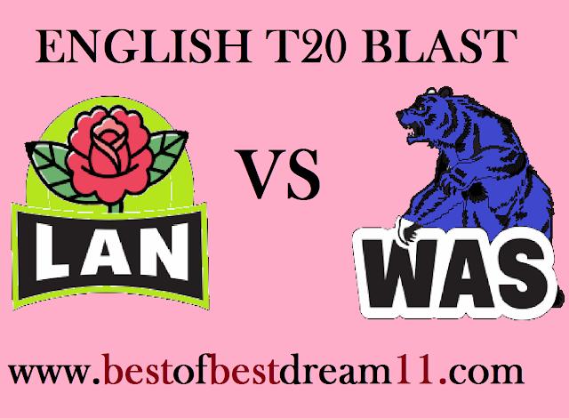 lan vs was dream11 team