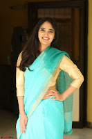 Radhika Mehrotra in Green Saree ~  Exclujsive Celebrities Galleries 026.JPG