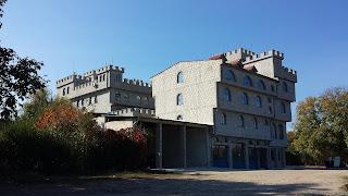 The Castle, Yambol, Villa Yambol Winery,