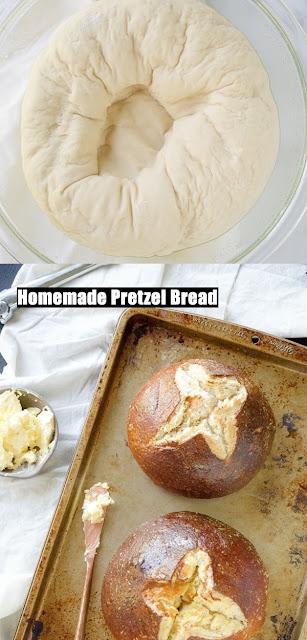 Easy {Fool Proof} Homemade Pretzel Bread Recipe
