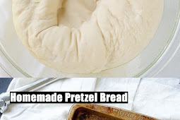 Easy {Fool Proof} Homemade Pretzel Bread Recipe