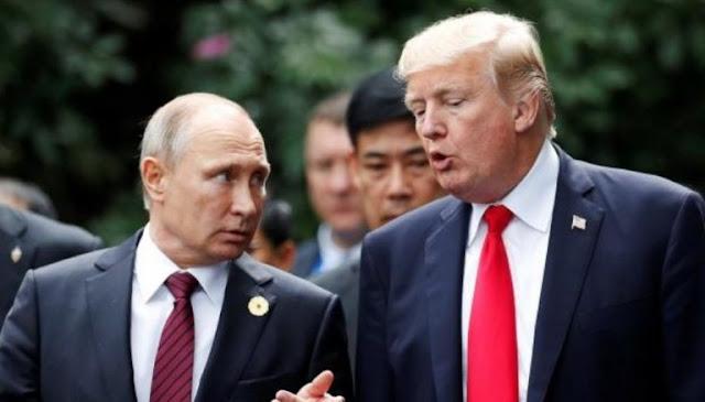 """Putin está """"dispuesto a reunirse"""" con Trump"""