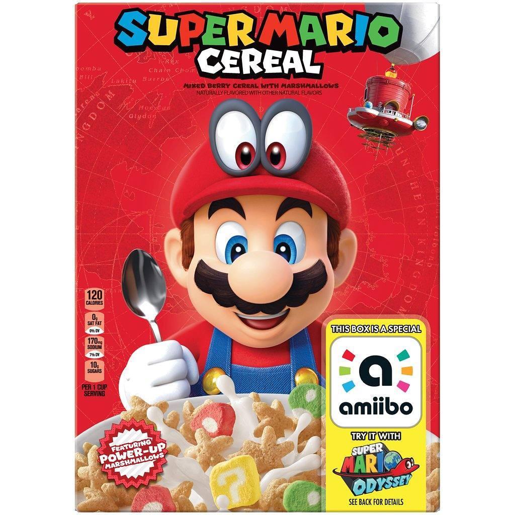 marque cereales