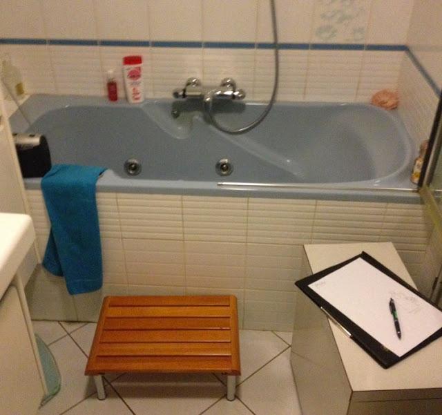 Opter pour une douche senior dans une salle de bain for Bain dans une douche