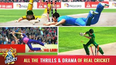 Epic Cricket Latest Update