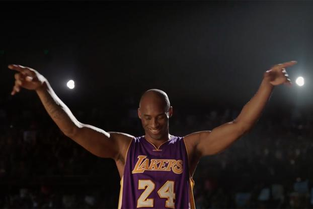 "Nike despide a Kobe con ""The Conductor"""