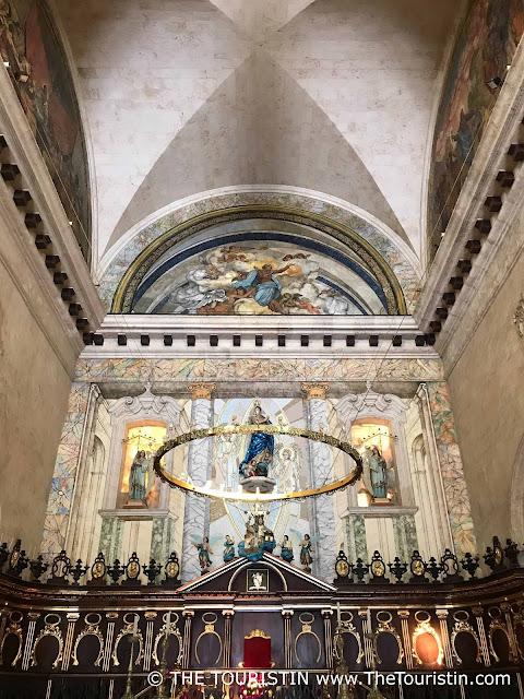 Catedral de la Habana Cuba Vieja The Touristin Altar