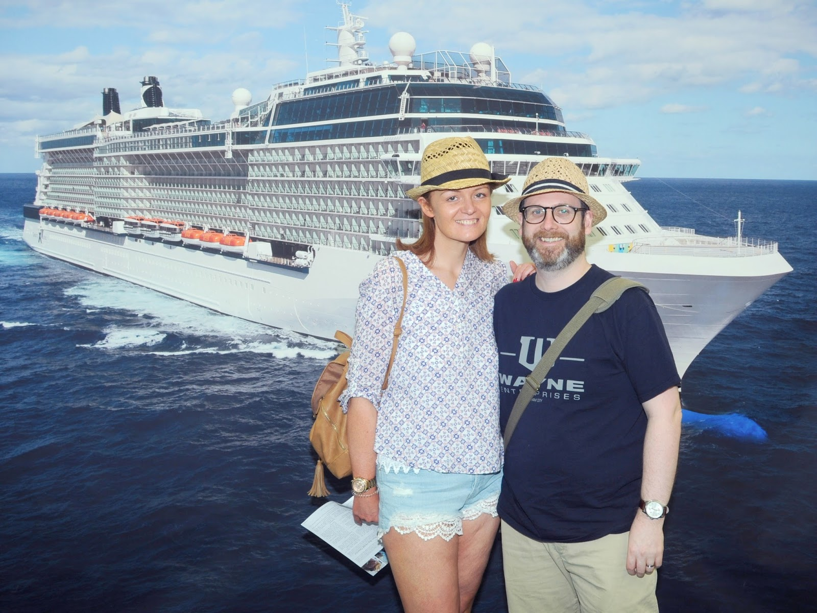 The Honeymoon Diaries - All Aboard Celebrity Eclipse