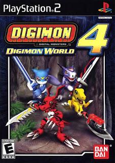 Digimon World 4 (Europe) (En,De,It,Es) PS2 ISO - PSP ISOs