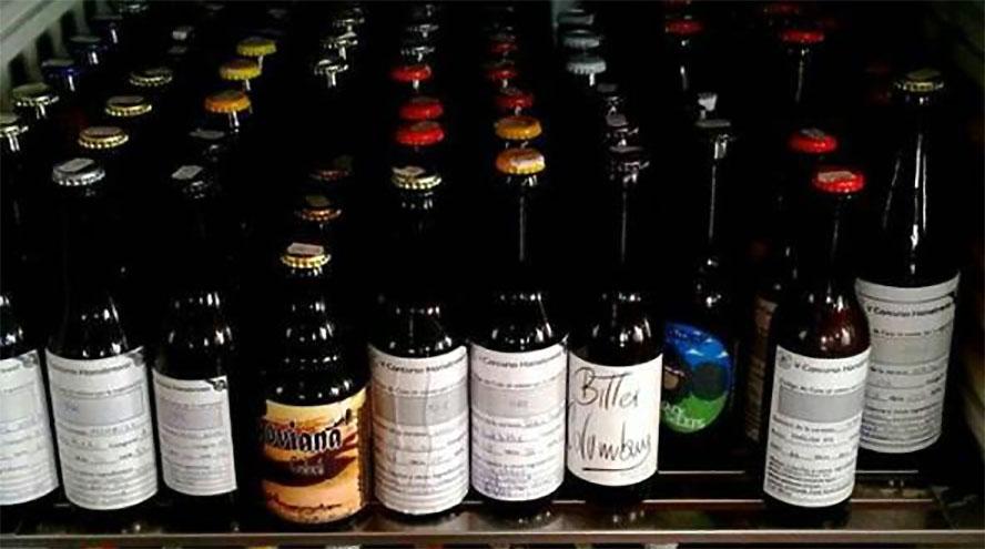 Cervezas con nombres curiosos, presentadas al concurso homebrewer