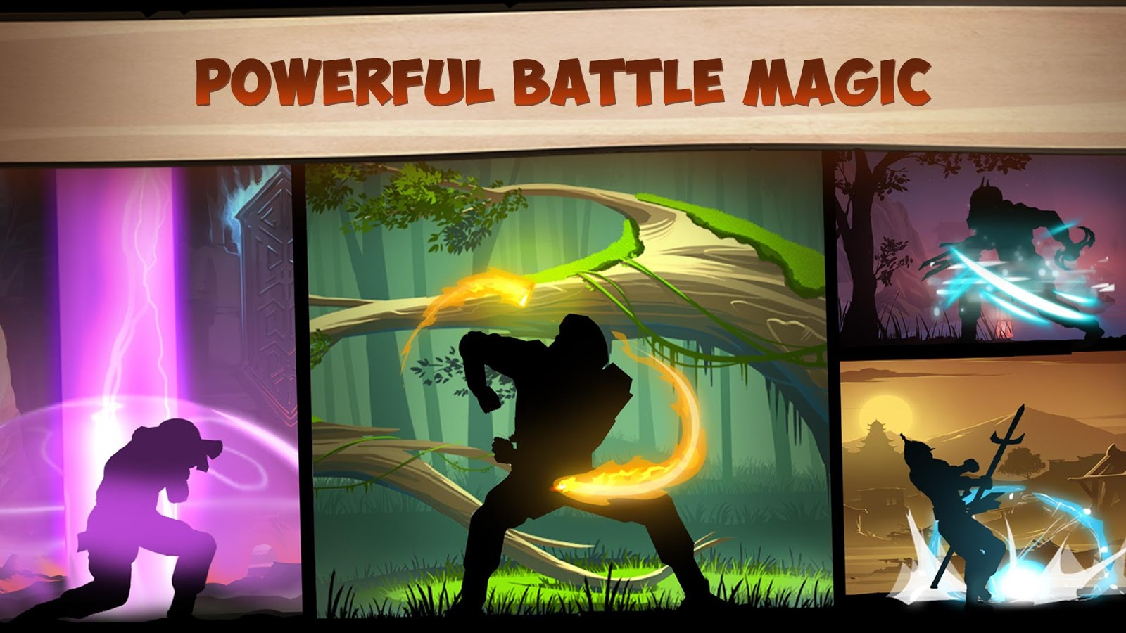 Shadow Fight 2 MOD APK terbaru