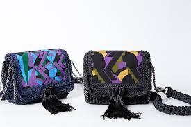 A GIG COUTURE se uniu com CATARINA MINA para lançar uma coleção capsula de  bolsas e clutches produzidas por comunidades artesãs do Ceará com ... 047440b75f2