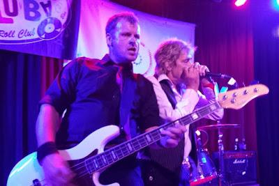 Despedida de Eddie And The Hot Rods (crónica concierto Sala El Sol, Madrid) 2