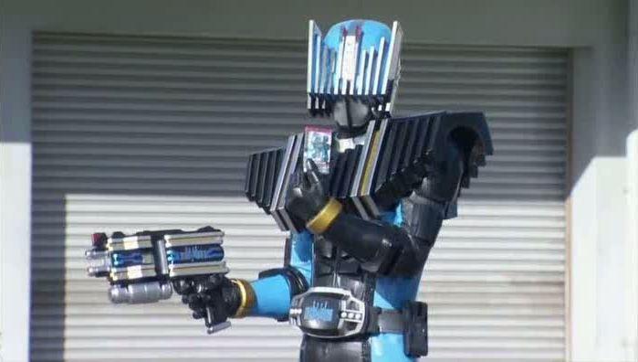 Kamen Rider ZI-O - The Treasure Sniper Confirmed To Appear - JEFusion