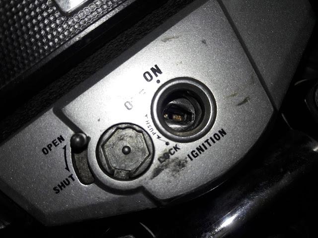 Keuntungan mesin Honda Tiger yang susah dihidupkan saat dingin