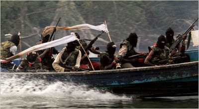 Niger Delta: Meet us in the creek, Avengers dare Army and Navy