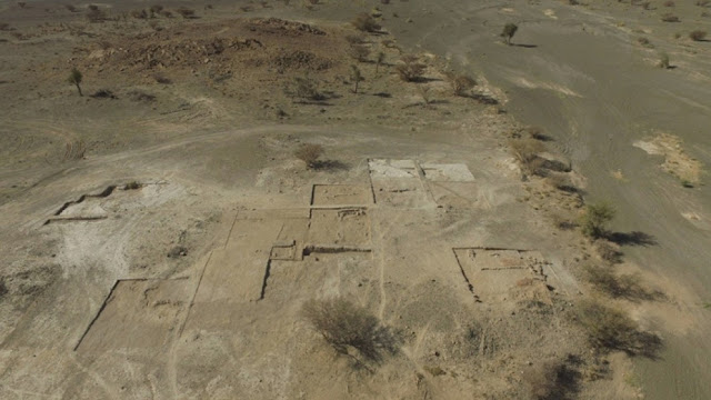 Oldest Bronze Age towers and copper workshops discovered in Oman
