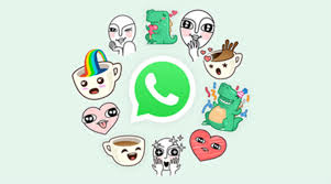 How to create WhatsApp Stickers for New Year greetings from your selfies and photos