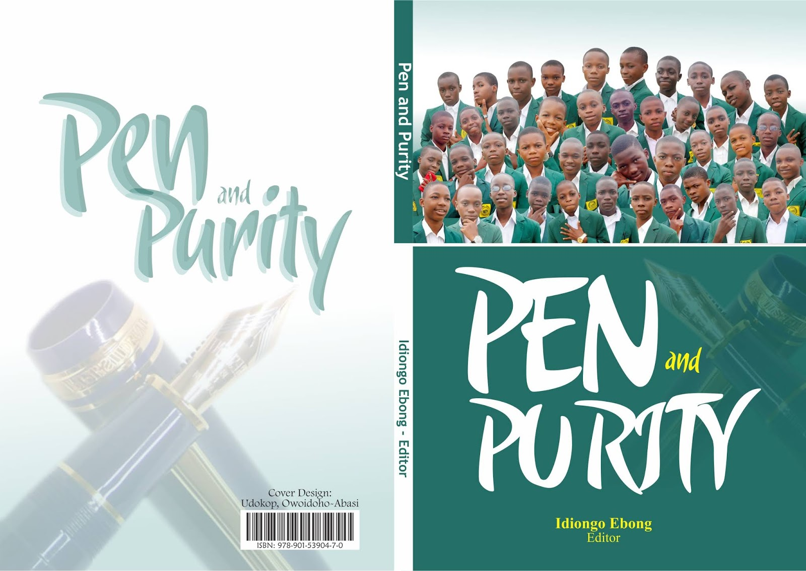 Pen and purity cover