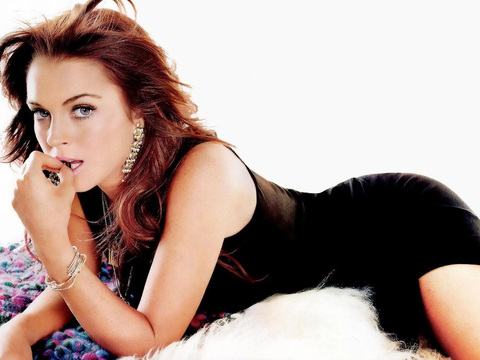 Lindsay Lohan hot wallpaper - Best HD Desktop Wallpaper