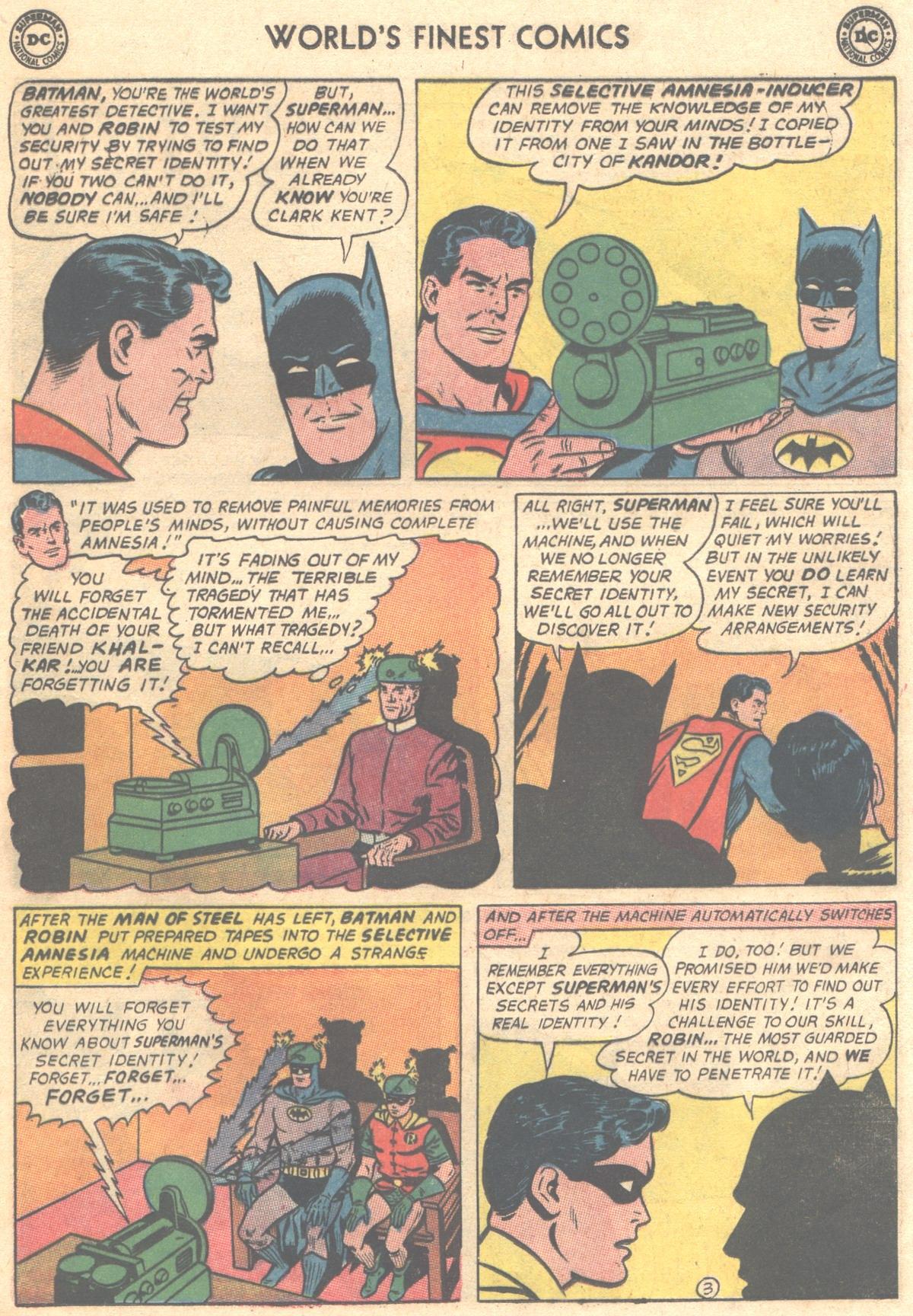Read online World's Finest Comics comic -  Issue #149 - 5