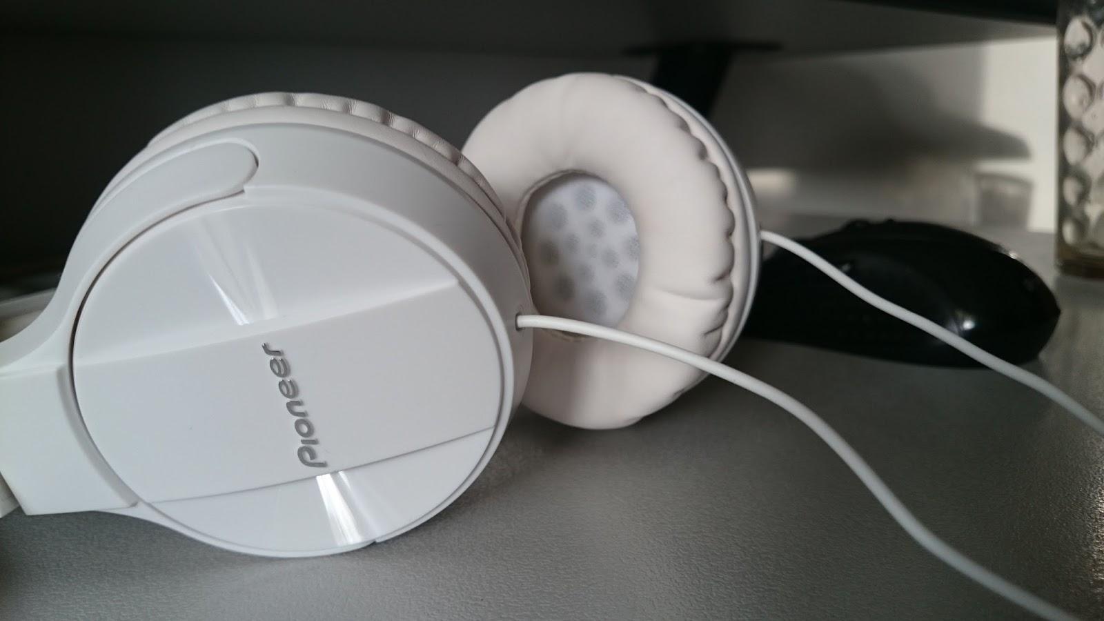 Jakie słuchawki kupić, Pioneer SEM-J503, Pioneer SEMJ 503, Pioneer SE-MJ 503, Pioneer, SE,MJ, 503,