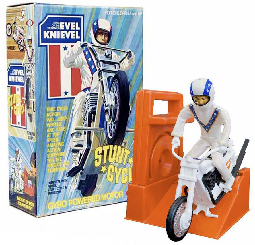 patrick owsley cartoon art and more evel knievel. Black Bedroom Furniture Sets. Home Design Ideas