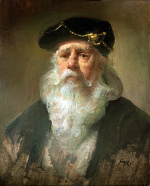 Michael Siegel, International Art Gallery, Self Portrait, Art Gallery, Portraits Of Painters, Fine arts, Self-Portraits, Portrait of an Old Man