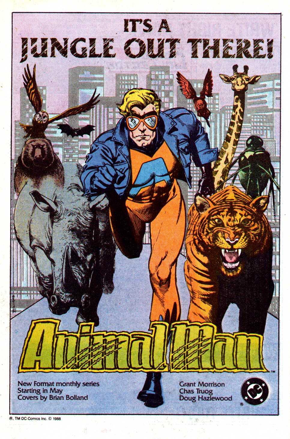 Read online Secret Origins (1986) comic -  Issue #29 - 41