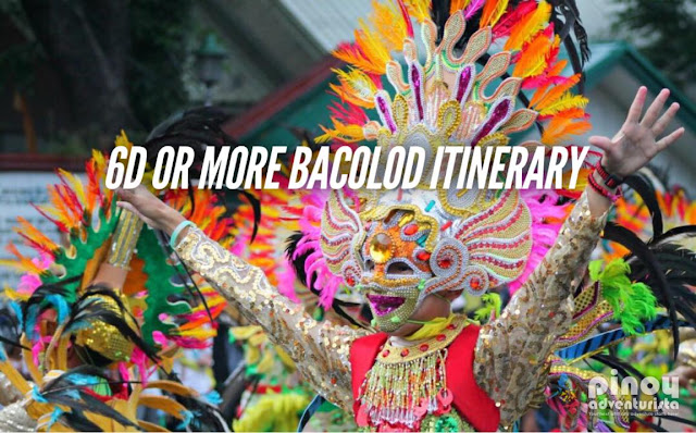 SAMPLE BACOLOD ITINERARY PHILIPPINES TRAVEL GUIDE BLOG